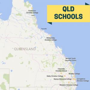 Schools in QLD