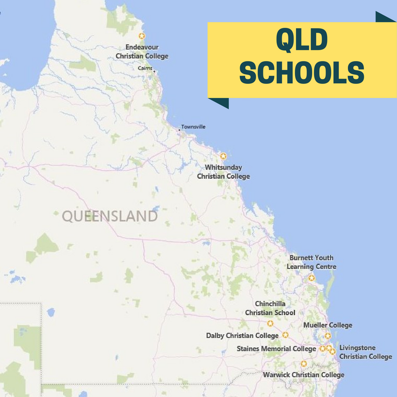 Schools in QLD
